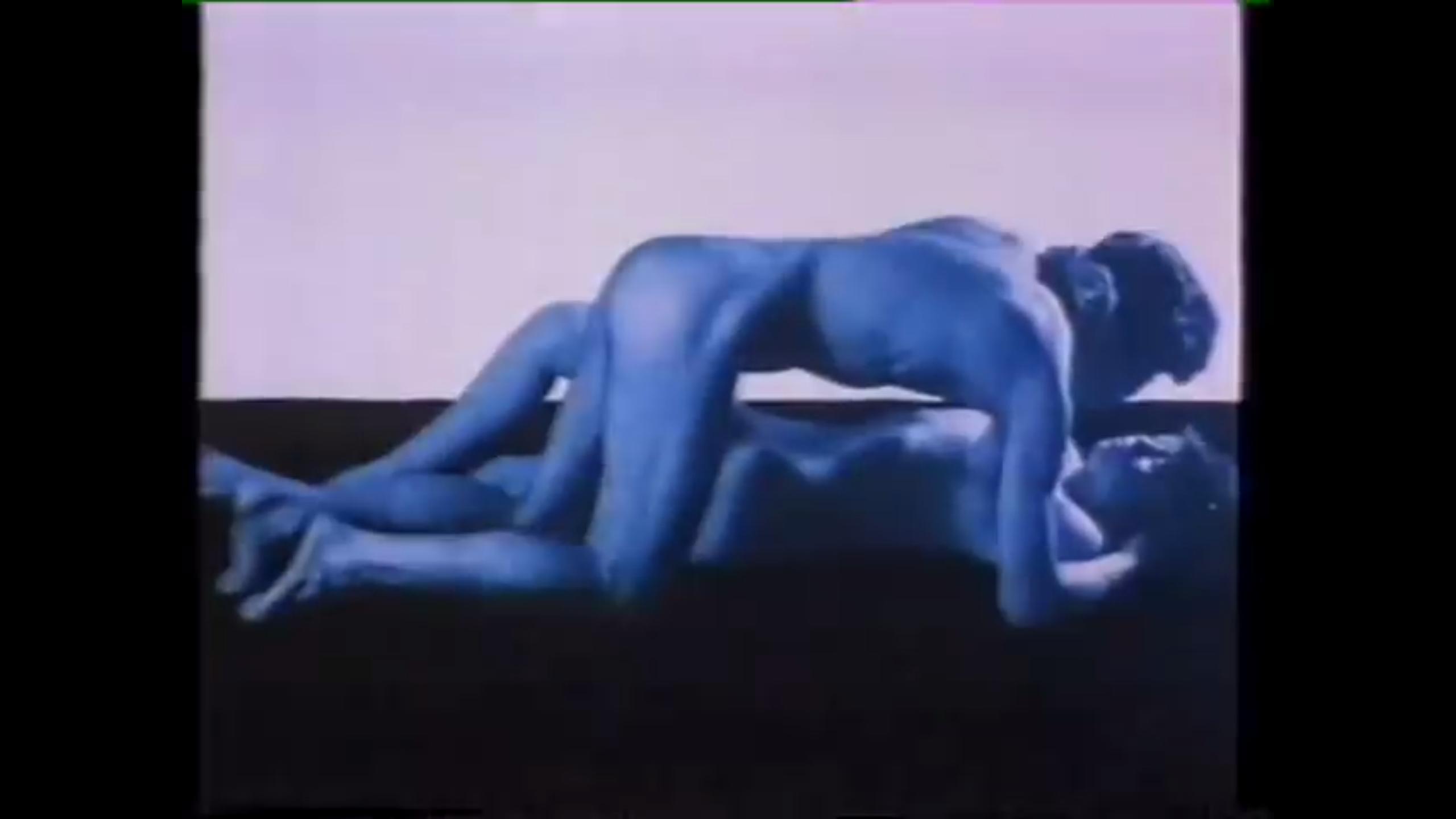 """Paul Sharits,  """"Mandala/End War"""", 1966. 16mm film"""