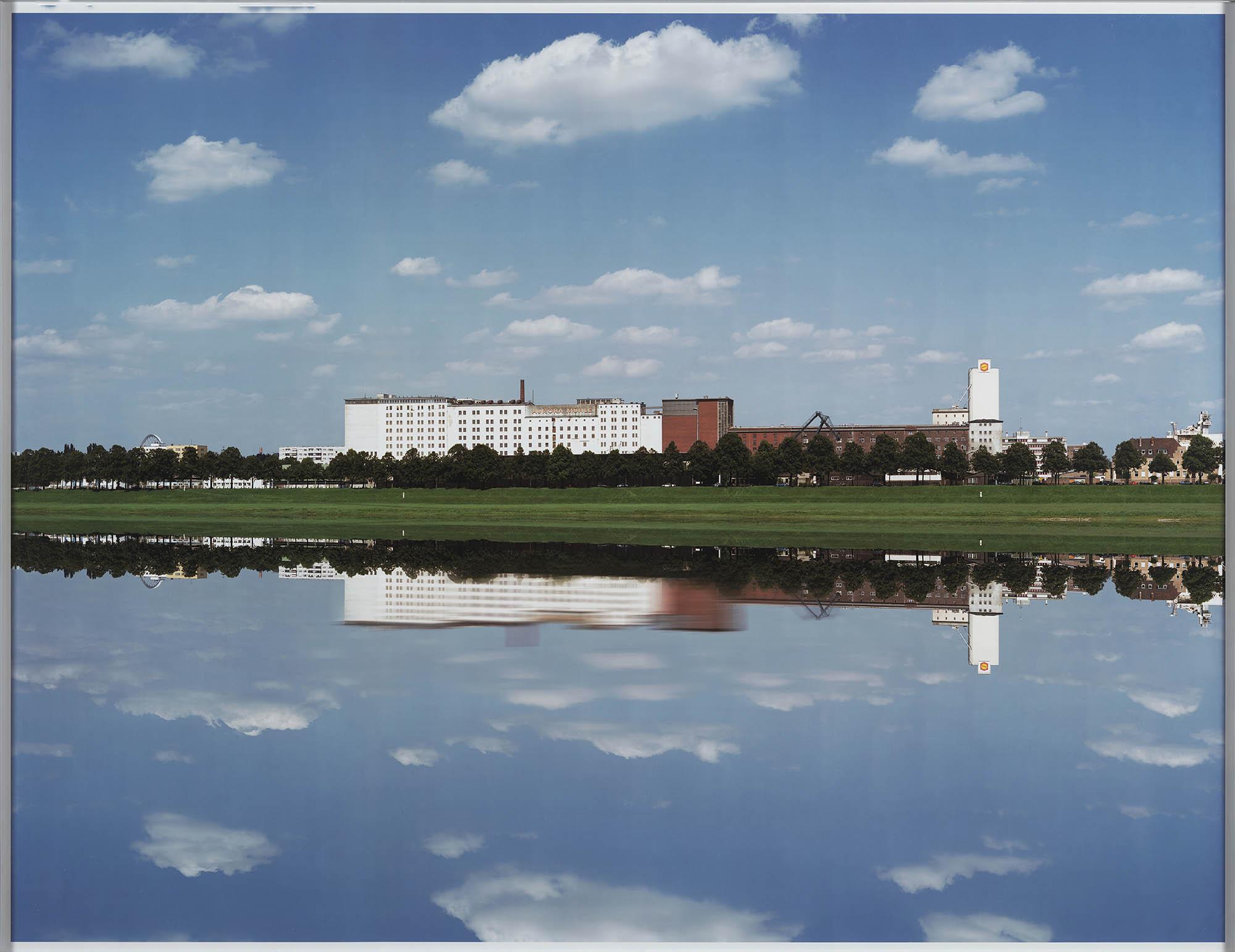 Image of Florian Maier Aichen, Factory, 2001