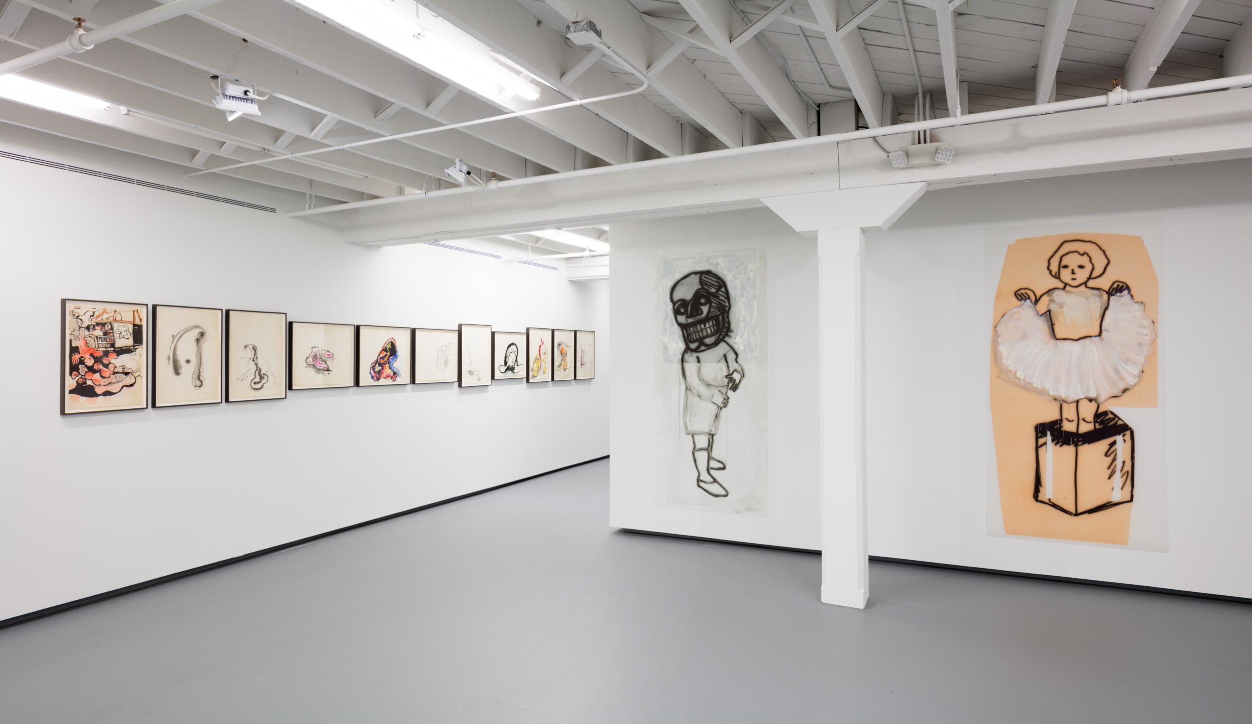 Image of work by Ida Applebroog