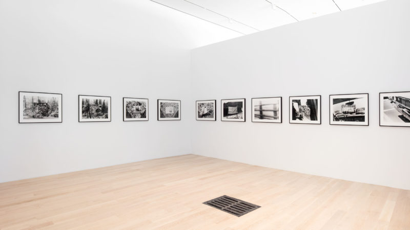 Installation view Robert Gober, 1978–2000, 1978–2000, and Untitled, 1993–1994 (Institute of Contemporary Art, Miami). Photo: Fredrik Nilsen Studio.