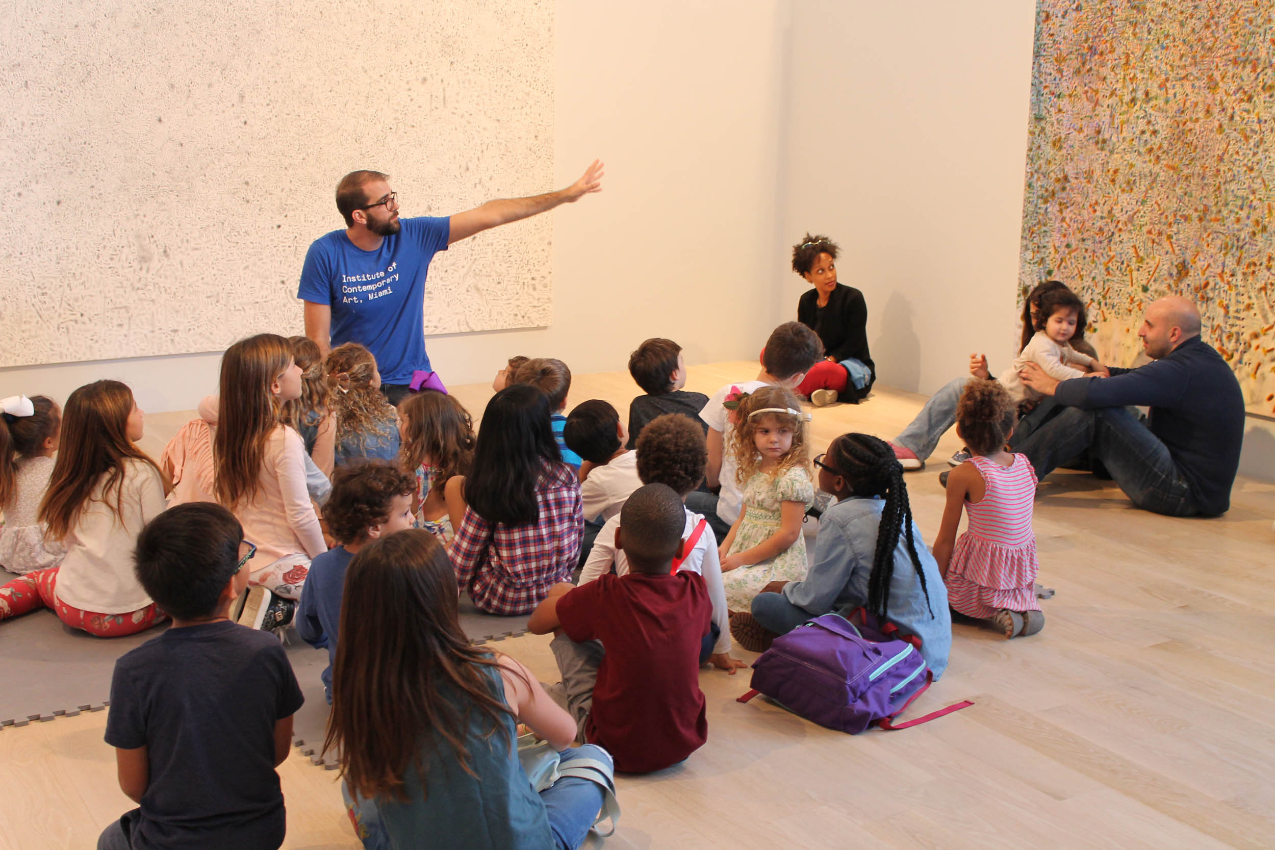 Image of Family Day at ICA Miami