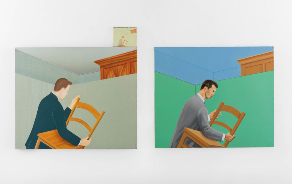 Image of Francis Alÿs, Untitled (in three parts), 1995-1996