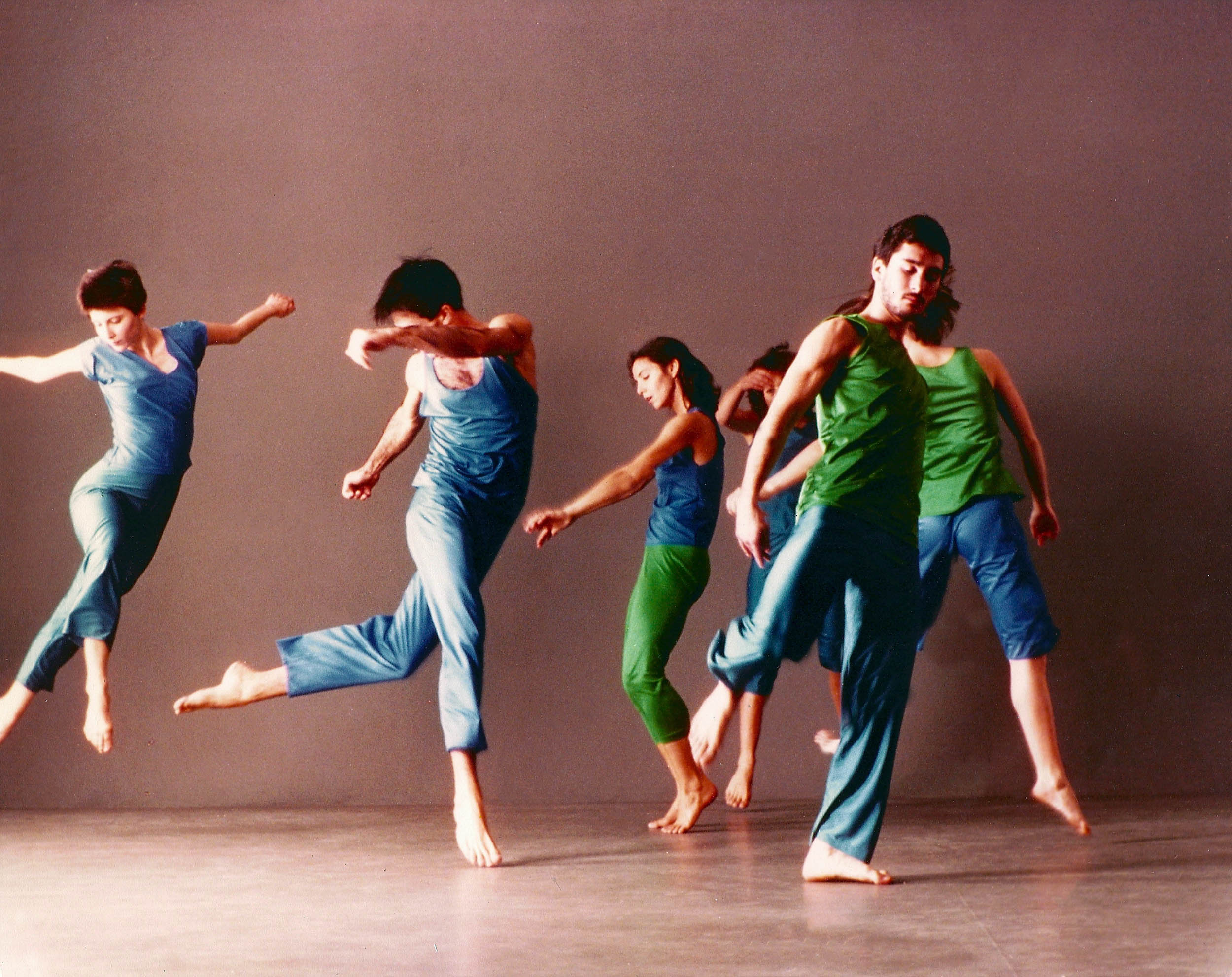 Image of Trisha Brown Dance Company, Son of Gone Fishin', 1978