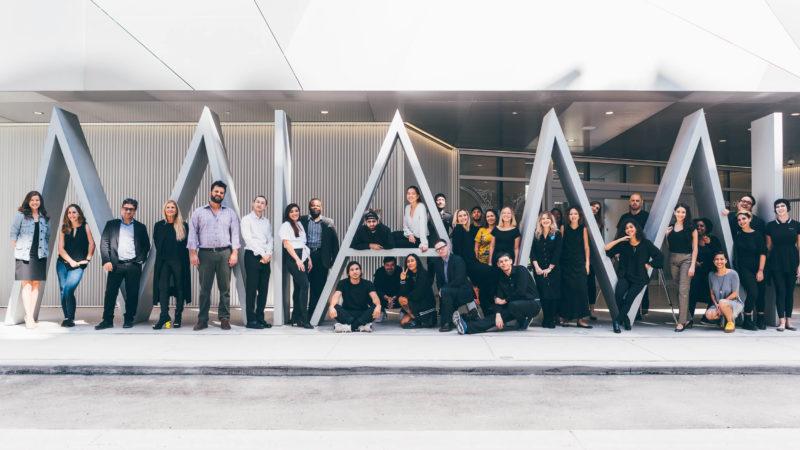 2018 ICA Miami Staff. Photo: Javier Sanchez.