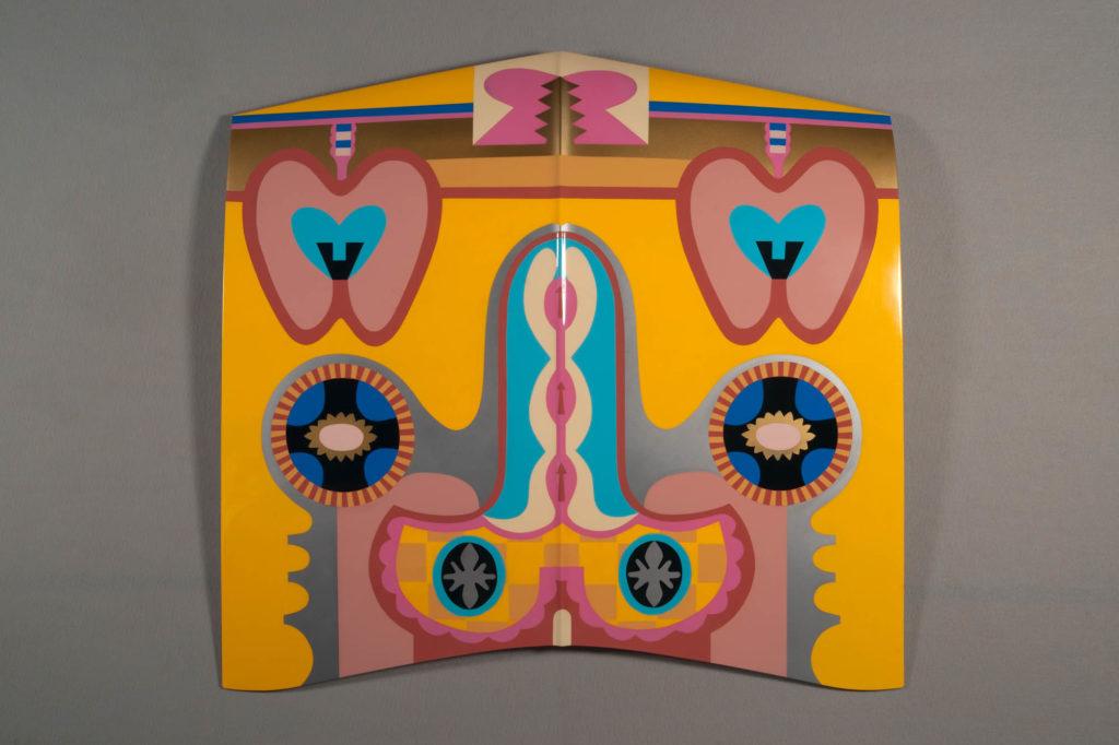 Image of Judy Chicago, Bigamy Hood, 1965, 2011