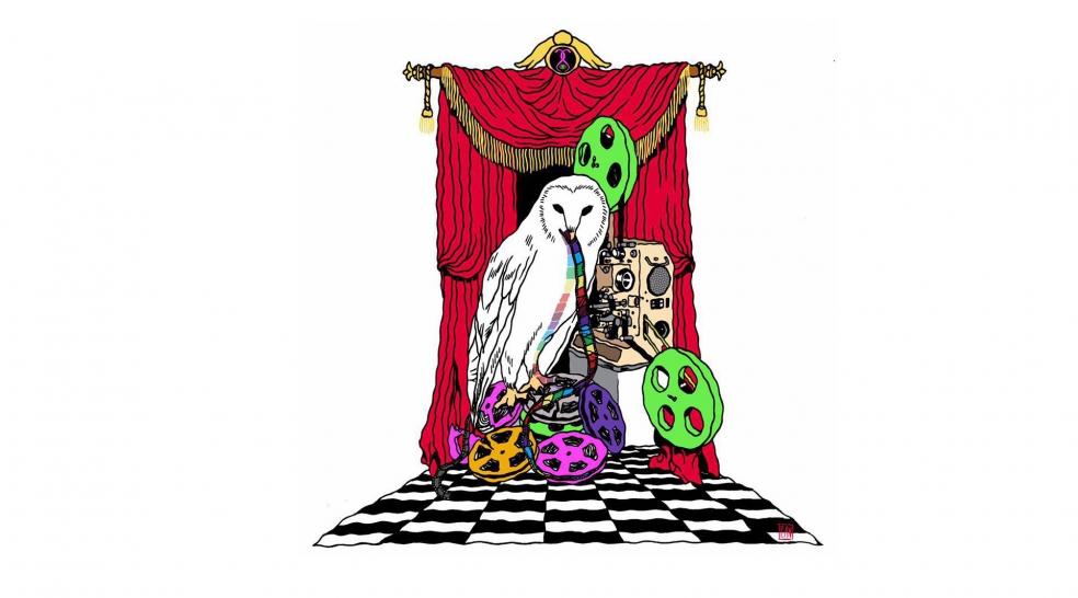 Nite Owl Theater Logo