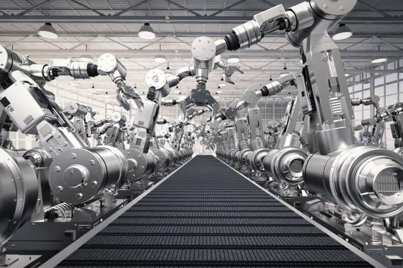 Automatizacion y robotica industrial opiniones