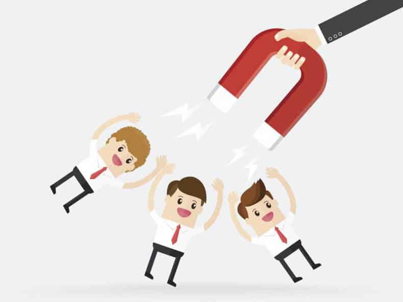 ¿Cómo puedo atraer clientes de forma eficiente?