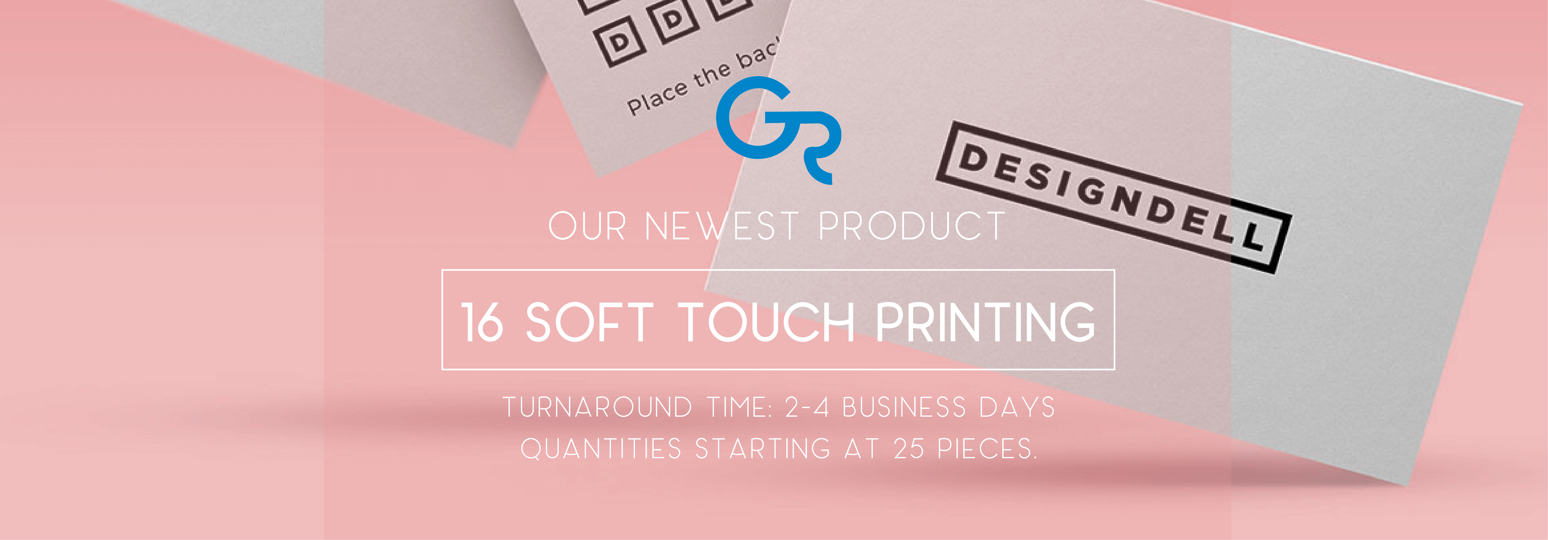 16pt Soft Touching Printing