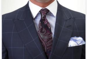 Dasi dan Kemeja Motif 17