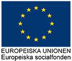 Europeiska Socialfonden logotyp