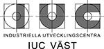 Logotyp IUC Väst
