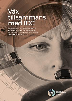 IDC informationsfolder förstasida bild webb2