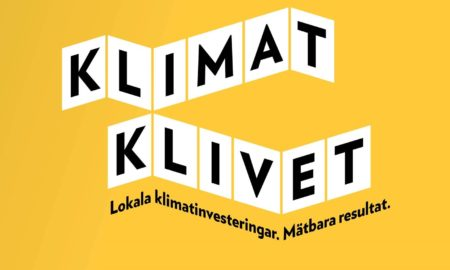 Klimatklivet logotype