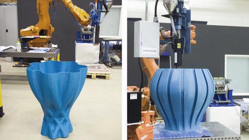 additiv tillverkning 3D-printing
