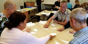 Grupparbete workshop