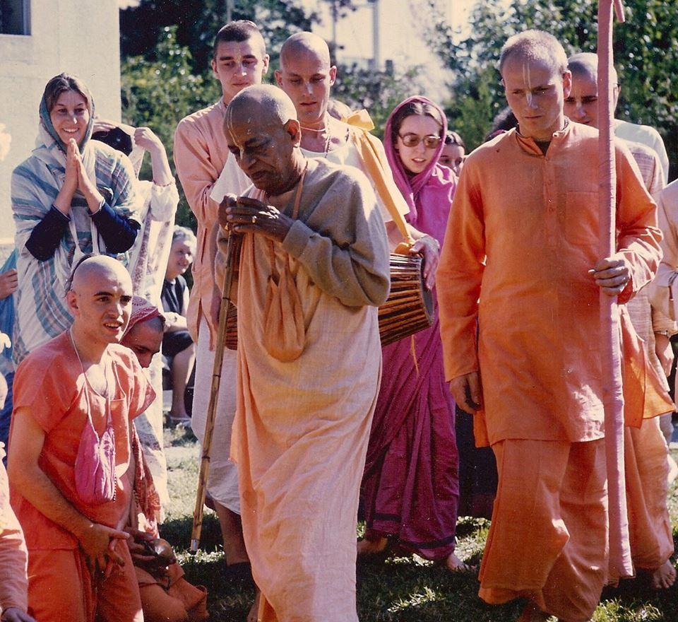 Indradyumna Swami Prabhupada