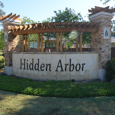 Homes for Sale in Hidden Arbor, Cypress, TX