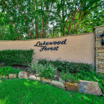Homes for Sale in Lakewood Forest, Cypress, TX