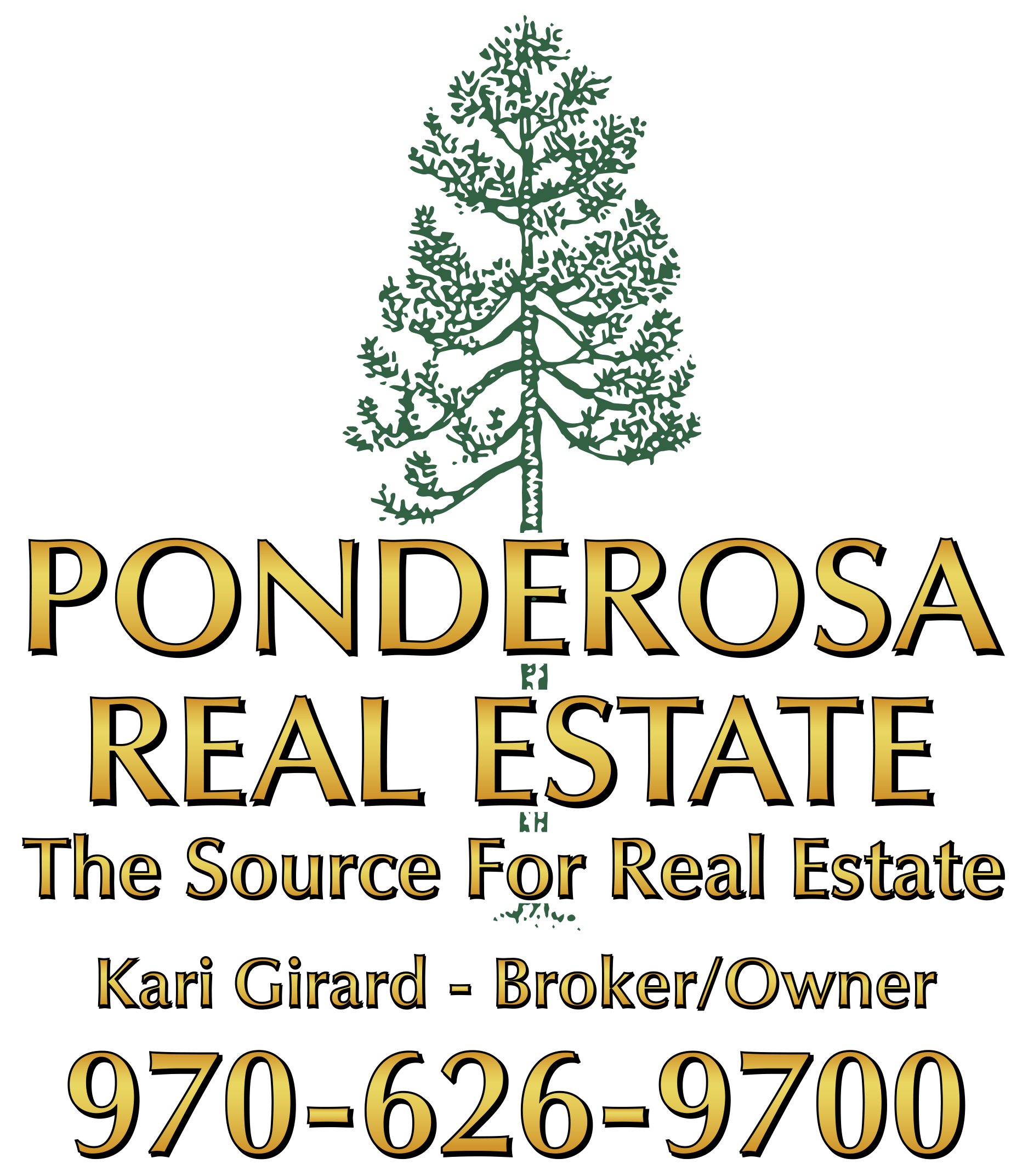 Ponderosa Real Estate