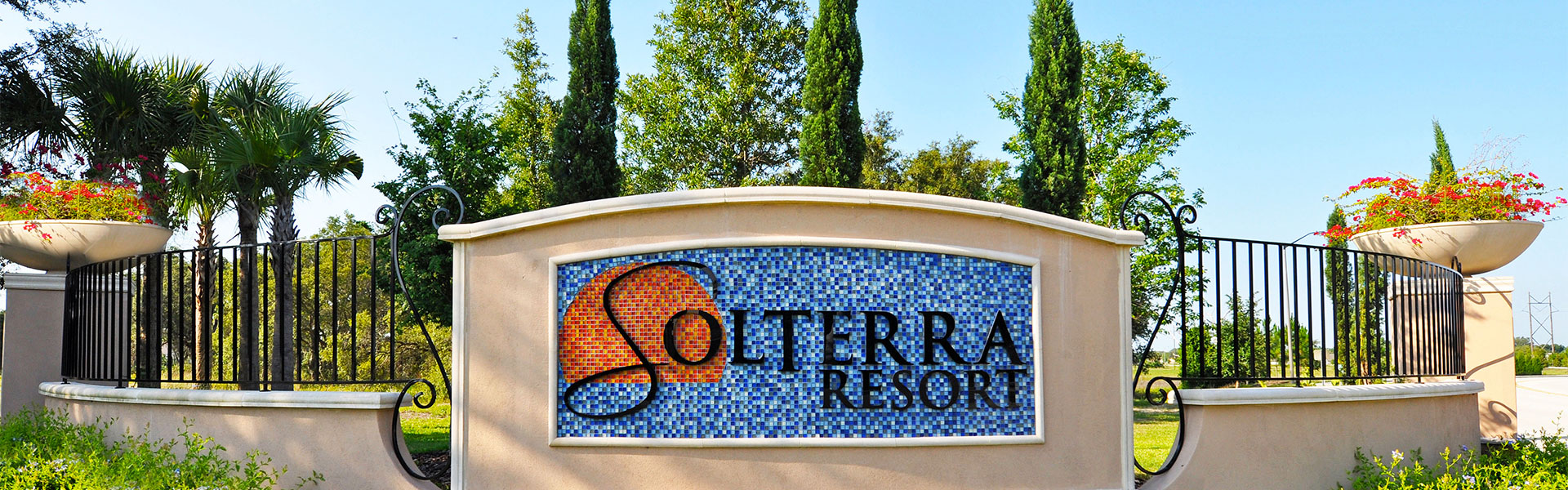 Solterra Sign