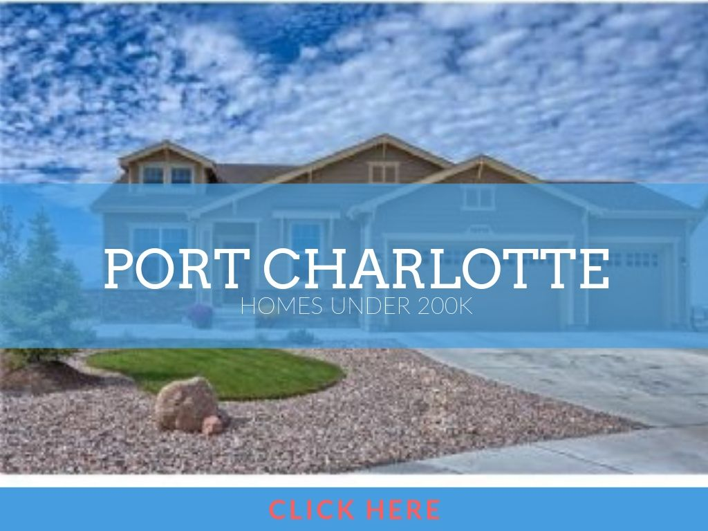 Port Charlotte Homes Under 200K