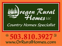 Oregon Rural Homes LLC