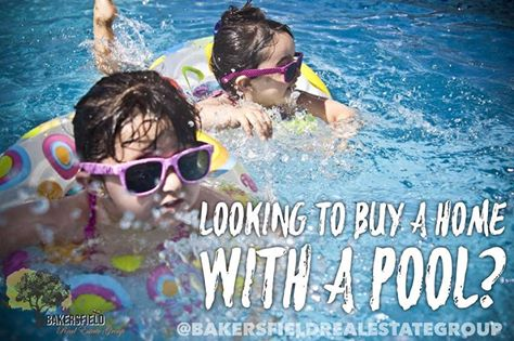 Available Homes with a Pool in Bakersfield - Agentcor Realty - 661-704-4244