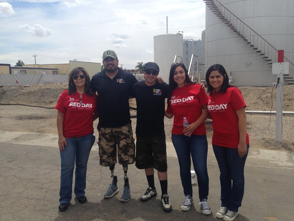Wounded Heroes a Local Non Profit Organization Helping Post 911 Veterans