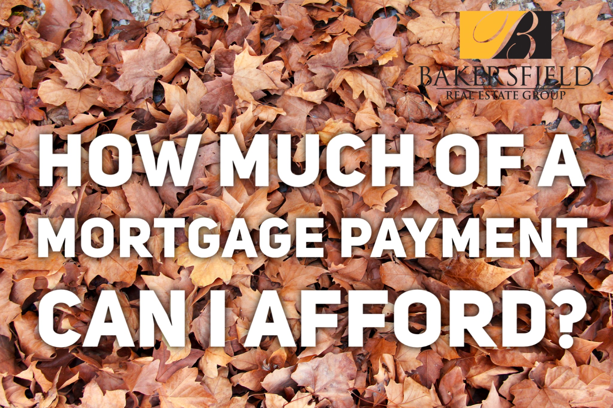 How much house payment can I afford?