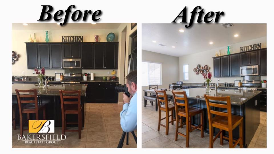 The importance of professional photos when listing your home for sale.