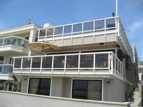 Multi Family Home Leased: 3124 The Strand