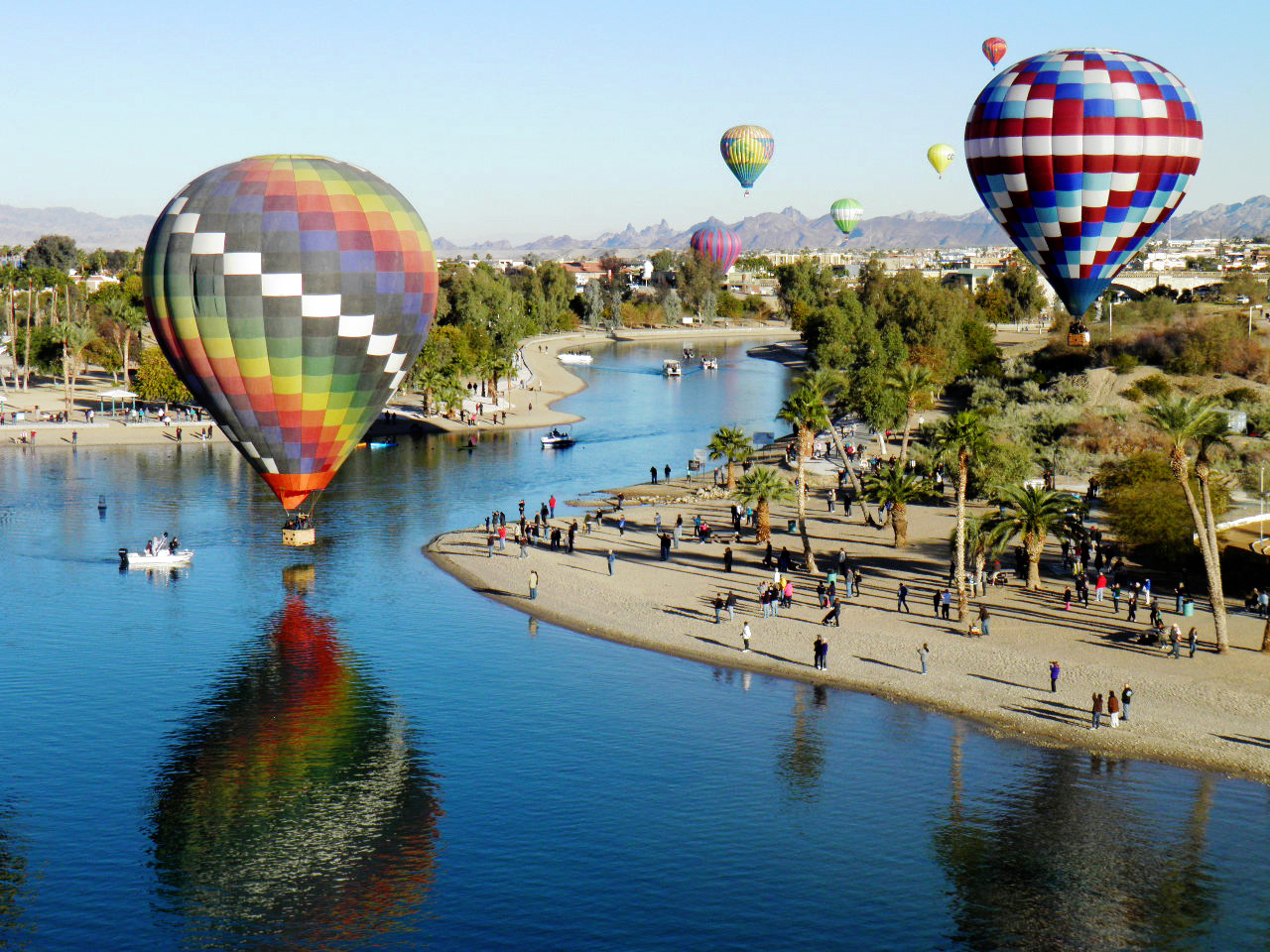 Lake Havasu Local and State Parks