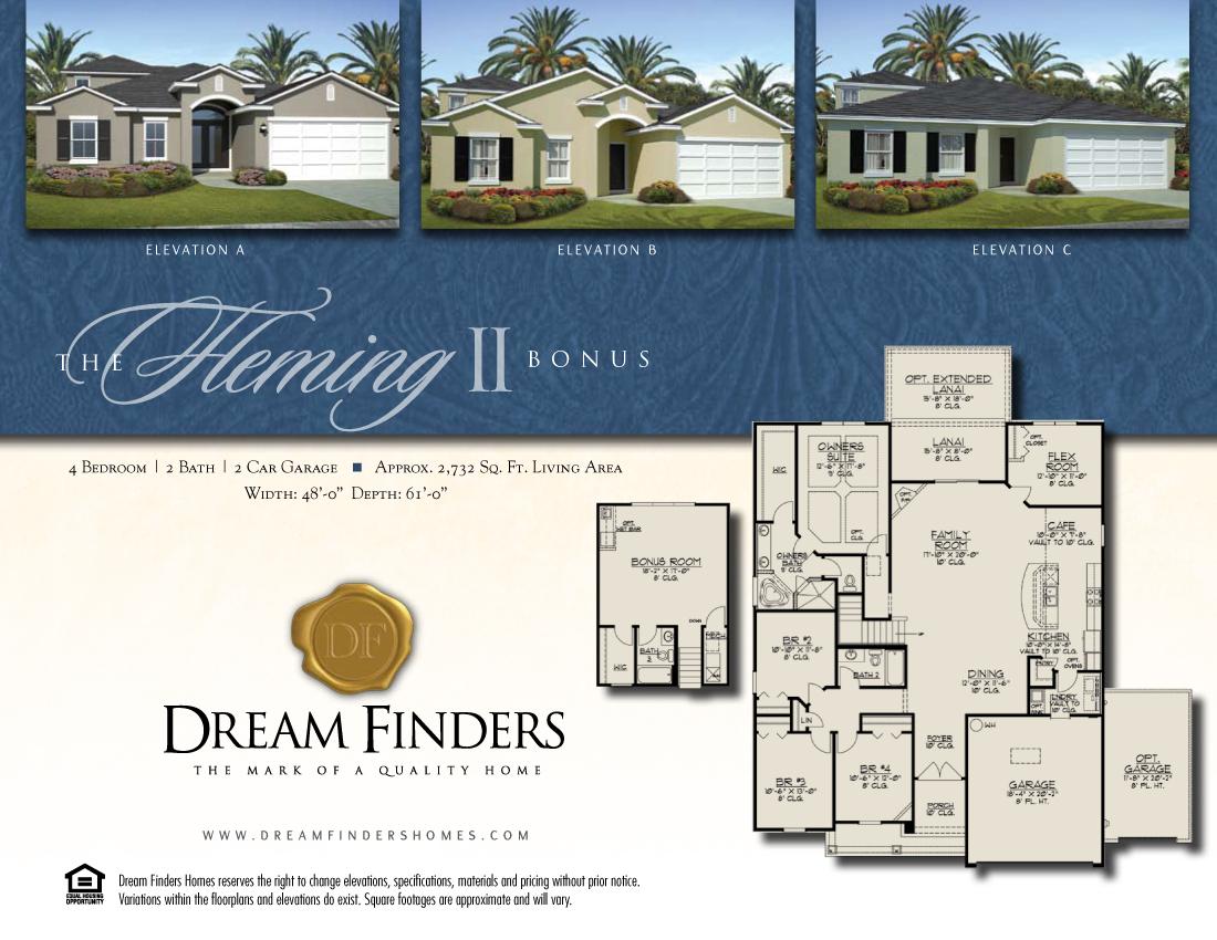 Dream Finders Homes Fleming Island