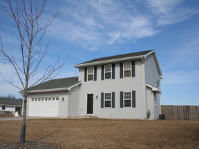 Single Family Home Sold: 3681 Hoosier Way