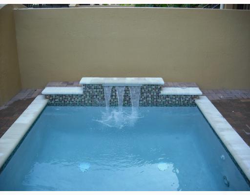 Valencia Dipping Pool