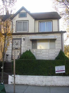 Single Family Home Sold: 169-02 116th Ave #1
