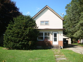 Dane WI Single Family Home Sold: $109,900