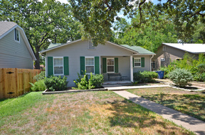 Austin TX Single Family Home Sold: $163,500