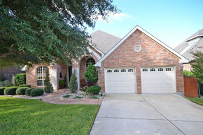 Round Rock TX Single Family Home Sold: $299,900