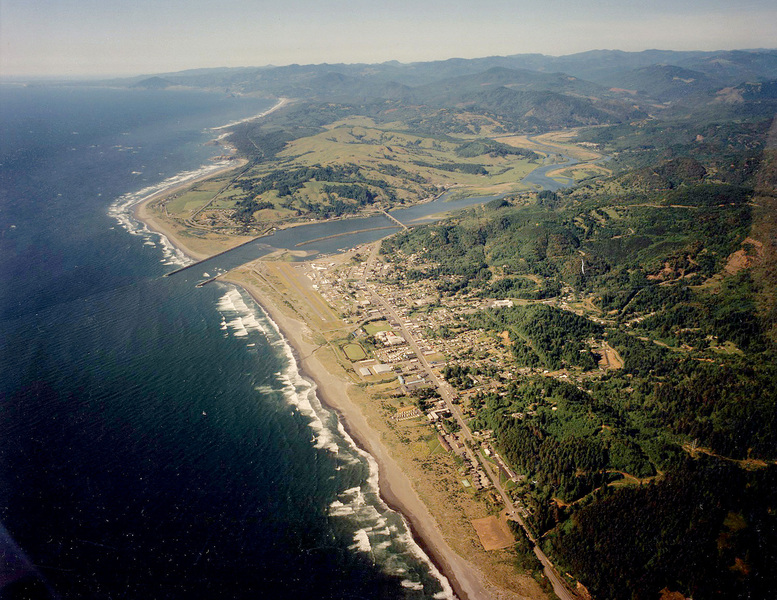 Gold Beach Relocation
