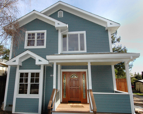Corte Madera - New home Sold: 12 Willow Avenue