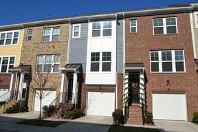 Townhome For Rent: 327 Dove Cottage Lane