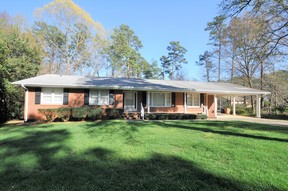 Single Family Home For Rent: 1525 Delmont Drive