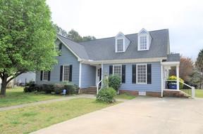 Single Family Home For Rent: 1712 Carrington Drive