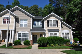 Townhome For Rent: 2202 Plum Frost Drive