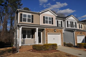 End Unit Townhome For Rent: 4640 Altha Street