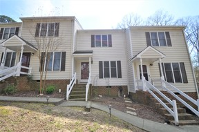 Townhome For Rent: 3705 Burt Drive