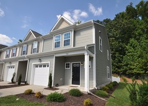 Townhome For Rent: 902 Consortium Drive
