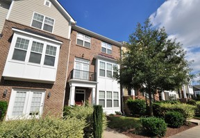 Townhouse For Rent: 9120 Falkwood Road